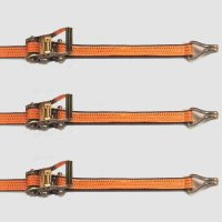 5metre x 35mm, 2500kg Ratchet Strap Assembly